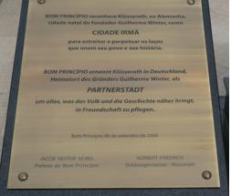 Partnerstadt