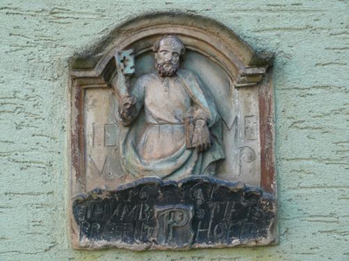Wappe nDomkapitel Trier