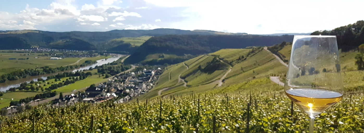 Weinort Klüsserath
