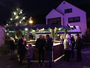 16. Adventsmarkt @ Alte Ökonomie | Klüsserath | Rheinland-Pfalz | Deutschland