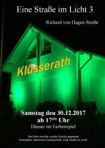 Straße im Licht @ Klüsserath   Rheinland-Pfalz   Deutschland